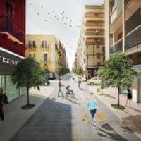 Bari, via Manzoni pedonale: i commercianti ci credono e inviano la petizione al sindaco