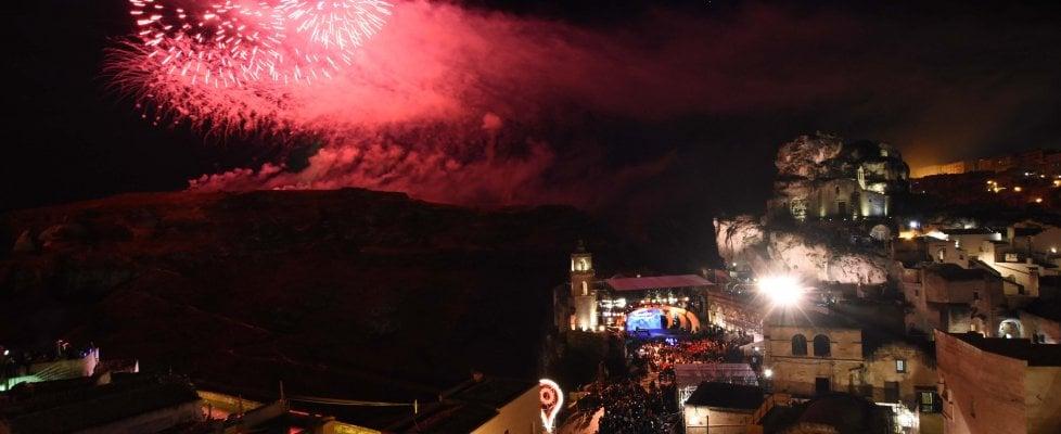 """Matera è  Capitale europea della cultura 2019. Mattarella: """"Simbolo di un Sud che sa innovare"""""""