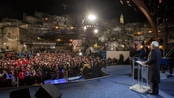 """Matera 2019, la festa è stata un successo: ora tra i Sassi si attendono 700mila """"cittadini temporanei"""""""