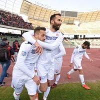 Serie D, gli ultrà scioperano per gli arresti ma il Bari torna a vincere: