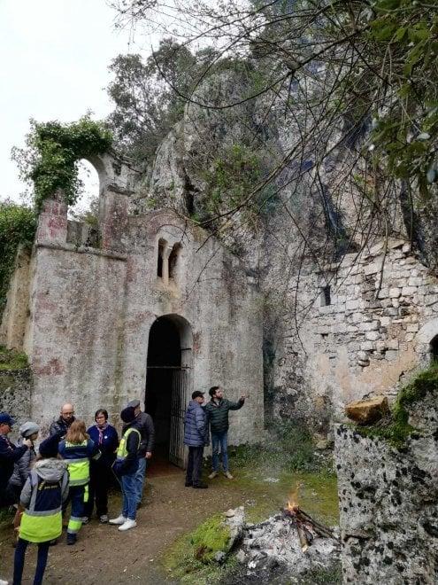 Ostuni, il santuario rupestre di San Biagio è un tesoro nascosto