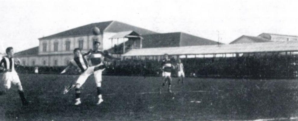 Calcio, quando il Bari si allenava nel campo dell'ex Rossani