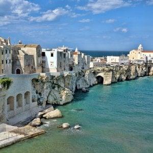Turismo, arrivi in crescita in Puglia: Vieste in testa, la sorpresa è Bari