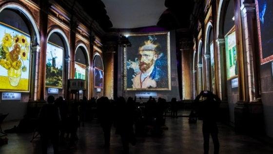 Van Gogh arriva a Lecce: i capolavori in 3D nella mostra multimediale all'ex convento degli Agostiniani