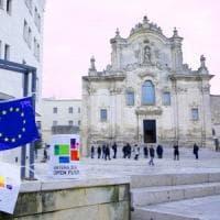 Matera 2019, altre navette dall'aeroporto di Bari: dieci corse in più per