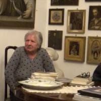 Arte, è morta Rosaria Devanna: donò con il fratello la collezione custodita a Bitonto