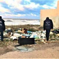 In Puglia scoperte 32 discariche abusive in 2 giorni: