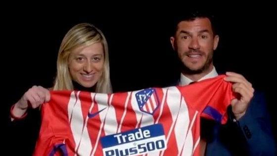 Calcio, una donna pugliese dietro i successi dell'Atletico Madrid:  Maria Teresa  nella 'cantera' del Cholo