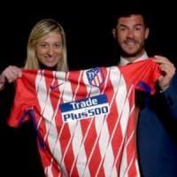Calcio, una donna pugliese dietro i successi dell'Atletico Madrid:  Maria