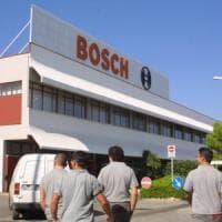 Lavoro, a Bari allarme tra gli operai della Bosch:
