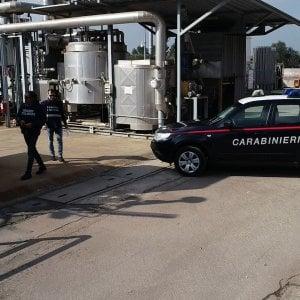 Bari, smaltiva sostanze pericolose: sequestrato impianto Isotherm