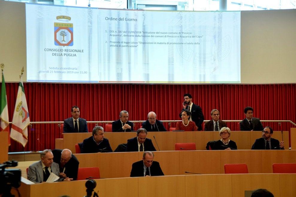 Consiglio regionale, prima seduta in via Gentile: ecco com'è la nuova sede