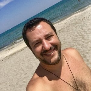 Salvini sceglie il Gargano: residenza estiva a Marina di Lesina, tra il lago e l'Adriatico