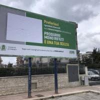 """""""Libri come rifiuti"""", dietrofront a Corato: coperti i manifesti di 'educazione ambientale'"""