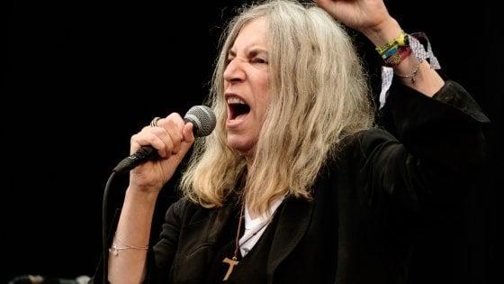 A Taranto Patti Smith e la sua band | Notizie | Concerti | Medimex 2019