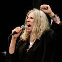 Patti Smith in concerto a Taranto: