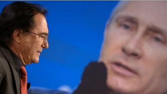 """L'Ucraina inserisce Al Bano nella lista nera: """"Minaccia alla sicurezza nazionale"""". Il cantante: """"Non sono terrorista"""""""
