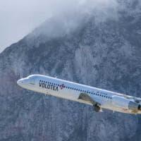 Il volo Bari-Catania ha un problema tecnico durante il volo: dirottato su