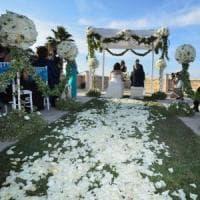 Matrimoni in castelli o ville sul mare: a Bari caccia alle location di pregio.
