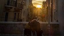 'L'amore senza barriere'    nello scatto di un lettore