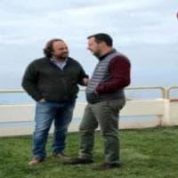 Foggia, l'imprenditore che ospitò Salvini indagato per abusi edilizi nella tenuta delle...