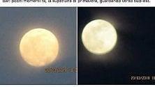 La Superluna illumina  la primavera in Puglia
