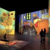 Van Gogh, a Bari prorogata la mostra multimediale al Margherita: si può