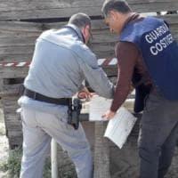 Castellaneta Marina, sequestrato un ristorante sulla spiaggia: era completamente