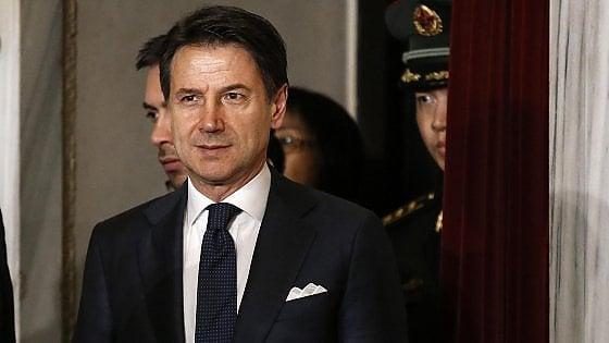 Il premier Conte a Lecce per l'accordo Eni-Cnr: incontra anche gli olivicoltori per il caso xylella