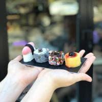 Il gelato-sushi conquista New York: star stregate dal dolce made in Bari