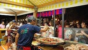 A Bari festival europeo dello street food  Gnam!: 3 giorni di arancini, paella e nduja