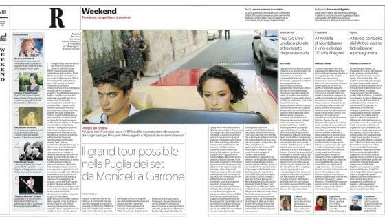 Weekend in Puglia, i consigli del giovedì su Repubblica Bari per scoprire una regione sempre nuova