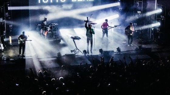 """Gli Ex Otago chiudono il tour a Bari: """"Dopo Sanremo? Restiamo fanatici della semplictà"""""""
