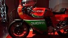 Il mito Ducati a Bari le moto nella storia