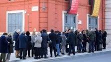 I fedelissimi del Bif&st notte di attesa per i ticket