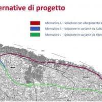 La tangenziale di Bari raddoppia, ci sono 3 progetti ma nessuna intesa: