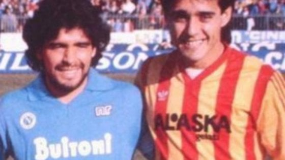 """Lecce, l'ex campione del mondo Pasculli candidato per Poli Bortone: """"Obiettivo scuola calcio comunale"""""""