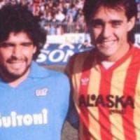 Lecce, l'ex campione del mondo Pasculli candidato per Poli Bortone: