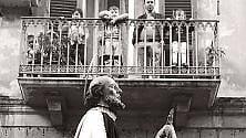 I volti del Libertà   e il rito della Via Crucis