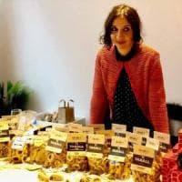 Bari, Roberta Genghi in finale al premio BioNike con i taralli fatti con la ricetta della bisnonna