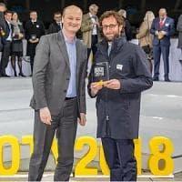 Premiata a Parigi la Renauto di Bari: è tra le migliori concessionarie