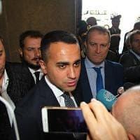 """Di Maio a Taranto: """"Per i vertici dell'ex Ilva non c'è più immunità penale. C'è un..."""