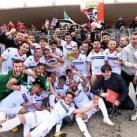 Il Bari vince 2-1: esplode la festa per la promozione in serie C