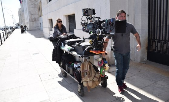 Ciak a Bari per Checco Zalone: per il film 'Tolo tolo' set nella sede della Regione