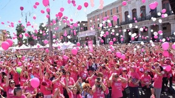 Race for the Cure, domenca 19 maggio si corre a Bari contro i tumori al seno