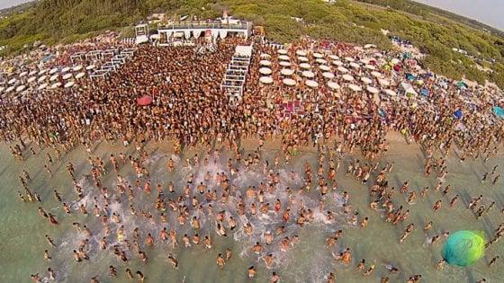 """Gallipoli, il Samsara cambia: """"I beach party più famosi d'Italia traslocano su una nuova spiaggia"""""""