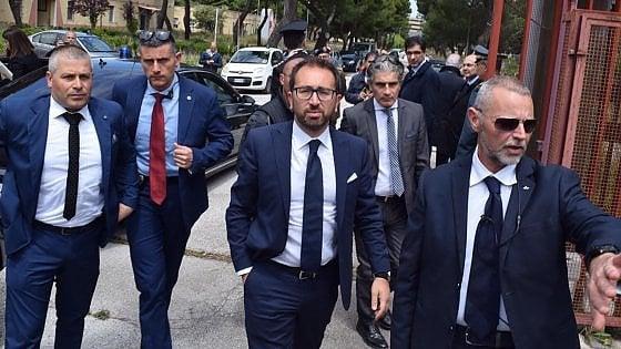 """Il ministro Bonafede a Bari per il palagiustizia, ma non invita il sindaco Decaro: """"Ci sono 94 milioni, ma firma dopo le elezioni"""""""