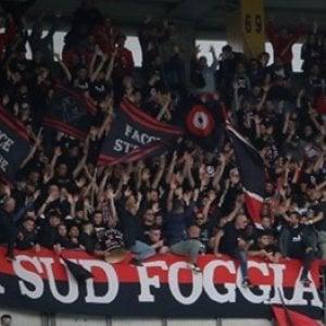 Calcio, respinto il ricorso del Foggia al Coni: confermata la retrocessione in serie C