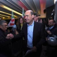"""Zingaretti: """"Se il Pd vince alle Europee il governo va a casa"""". E invita Bari """"a..."""