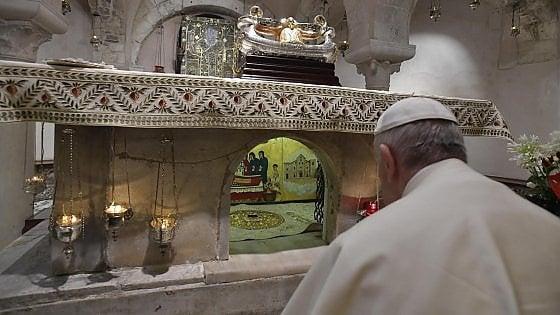 Papa Francesco torna a Bari il 23 febbraio 2020. Chiuderà l'incontro sulla pace nel Mediterraneo